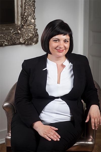 Tanja Cirkvenčič, odvetnica